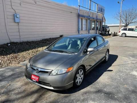 2008 Honda Civic for sale at Auto Hub in Grandview MO