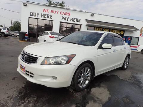 2010 Honda Accord for sale at Tommy's 9th Street Auto Sales in Walla Walla WA