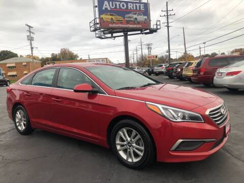 2017 Hyundai Sonata for sale at Auto Rite in Cleveland OH