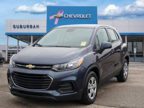 2018 Chevrolet Trax for sale at Suburban Chevrolet of Ann Arbor in Ann Arbor MI