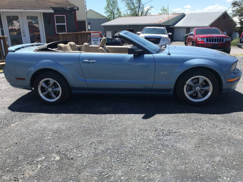 2006 Ford Mustang for sale at PENWAY AUTOMOTIVE in Chambersburg PA