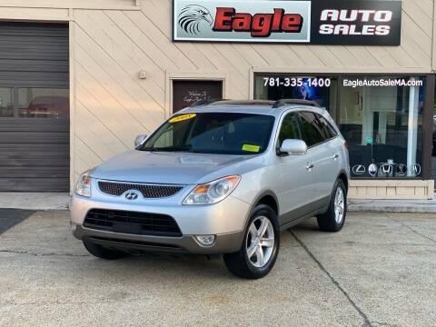 2008 Hyundai Veracruz for sale at Eagle Auto Sales LLC in Holbrook MA