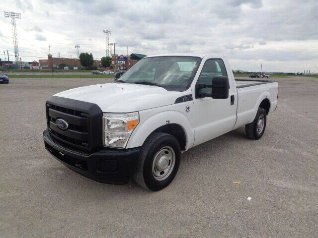 2013 Ford F-250 Super Duty for sale at SLD Enterprises LLC in Sauget IL