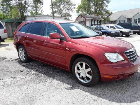 2008 Chrysler Pacifica for sale at BBC Motors INC in Fenton MO