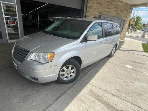 2008 Chrysler Town and Country for sale at Car Planet Inc. in Milwaukee WI