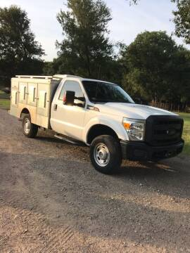 2015 Ford F-250 Super Duty for sale at BARROW MOTORS in Caddo Mills TX