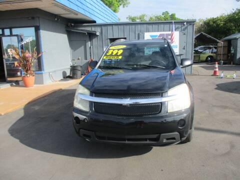 2007 Chevrolet Equinox for sale at AUTO BROKERS OF ORLANDO in Orlando FL