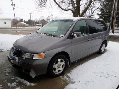 2000 Honda Odyssey for sale at CARL'S AUTO SALES in Boody IL