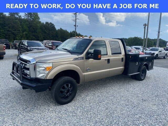 2013 Ford F-350 Super Duty for sale at Billy Ballew Motorsports in Dawsonville GA