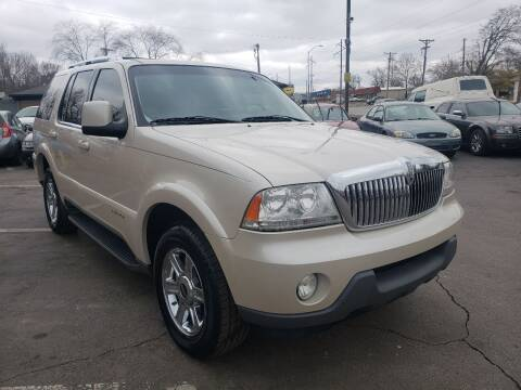 2005 Lincoln Aviator for sale at Auto Choice in Belton MO