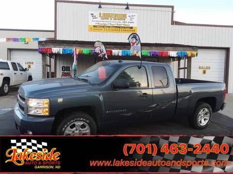 2008 Chevrolet Silverado 1500 for sale at Lakeside Auto & Sports in Garrison ND