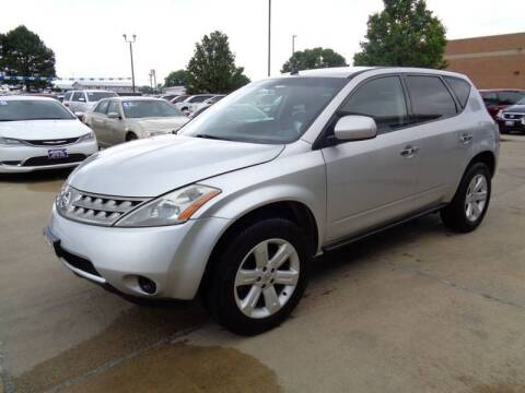 2006 Nissan Murano for sale at America Auto Inc in South Sioux City NE