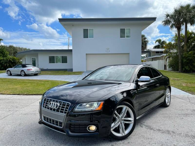 2011 Audi S5 for sale at Citywide Auto Group LLC in Pompano Beach FL