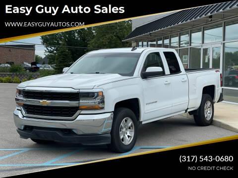 2019 Chevrolet Silverado 1500 LD for sale at Easy Guy Auto Sales in Indianapolis IN