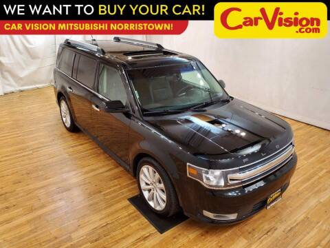 2016 Ford Flex for sale at Car Vision Mitsubishi Norristown in Trooper PA