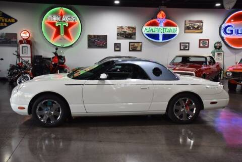 2002 Ford Thunderbird for sale at Choice Auto & Truck Sales in Payson AZ