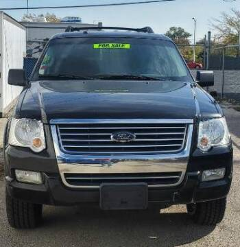 2010 Ford Explorer for sale at Wisdom Auto Group in Calumet Park IL