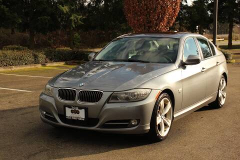 2010 BMW 3 Series for sale at Top Gear Motors in Lynnwood WA