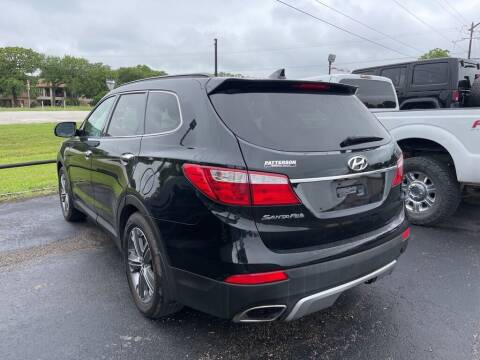 2015 Hyundai Santa Fe for sale at Bam Auto Sales in Azle TX