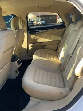2014 Ford Fusion for sale at Ragins' Dynamic Auto LLC in Brookland AR