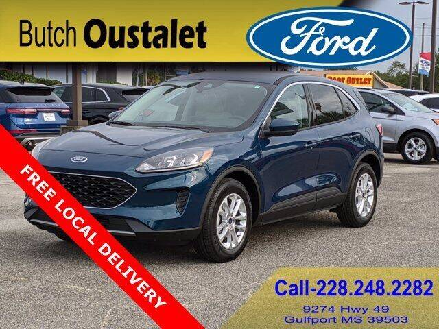2020 Ford Escape for sale in Gulfport, MS