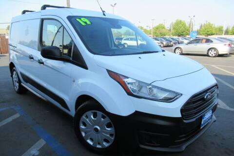 2019 Ford Transit Connect Cargo for sale at Choice Auto & Truck in Sacramento CA