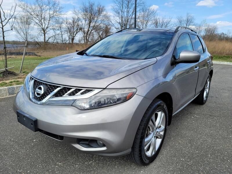 2011 Nissan Murano for sale at DISTINCT IMPORTS in Cinnaminson NJ