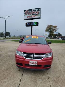 2015 Dodge Journey for sale at Victory Motors in Waterloo IA