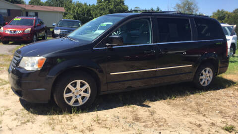 2010 Chrysler Town and Country for sale at S & H AUTO LLC in Granite Falls NC