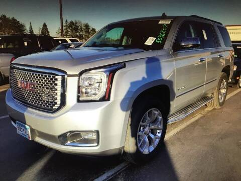 2015 GMC Yukon for sale at Olson Motor Company in Morris MN
