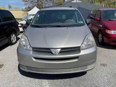 2005 Toyota Sienna for sale at Certified Motors in Bear DE