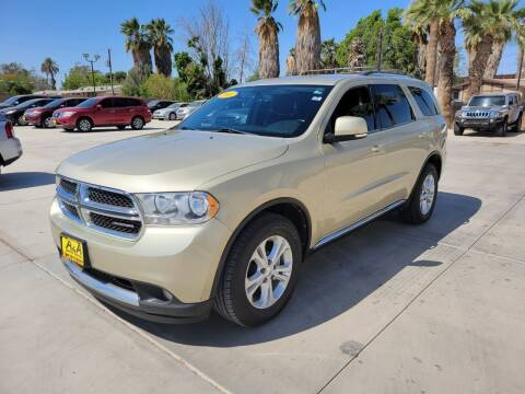 2011 Dodge Durango for sale at A AND A AUTO SALES in Gadsden AZ