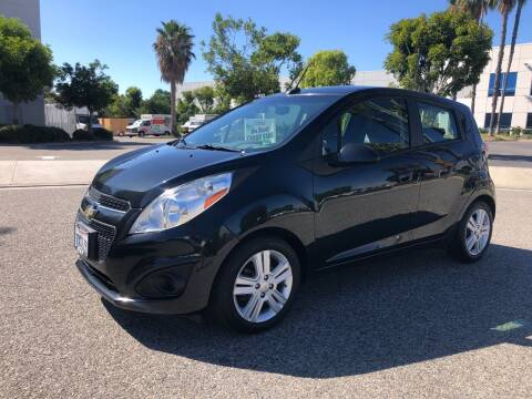 2013 Chevrolet Spark for sale at Trade In Auto Sales in Van Nuys CA