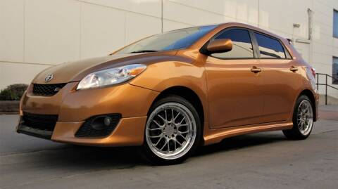 2009 Toyota Matrix for sale at New City Auto - Retail Inventory in South El Monte CA