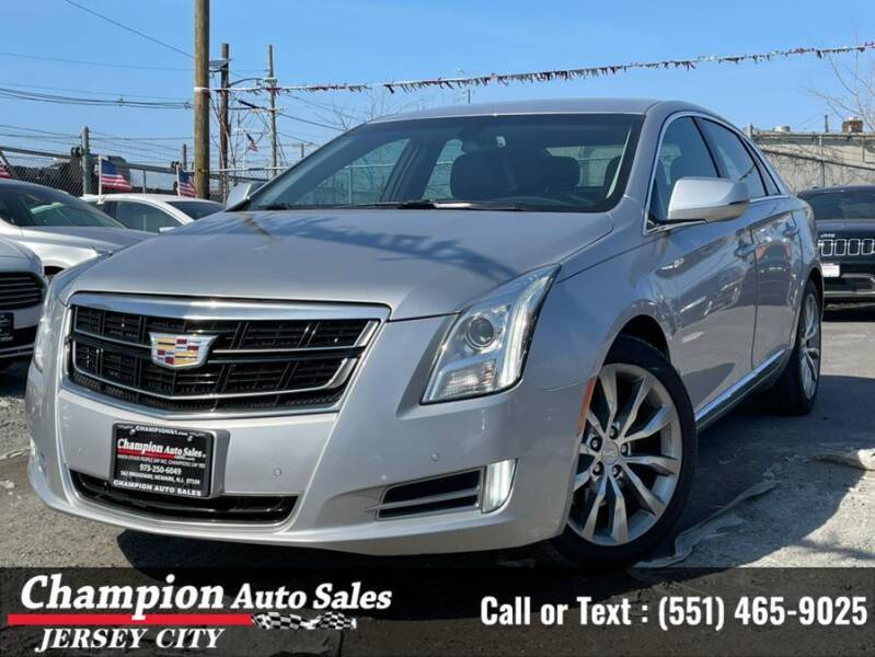 2017 Cadillac XTS for sale at CHAMPION AUTO SALES OF JERSEY CITY in Jersey City NJ
