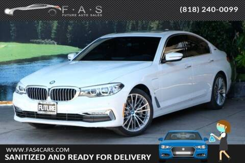 2018 BMW 5 Series for sale at Best Car Buy in Glendale CA