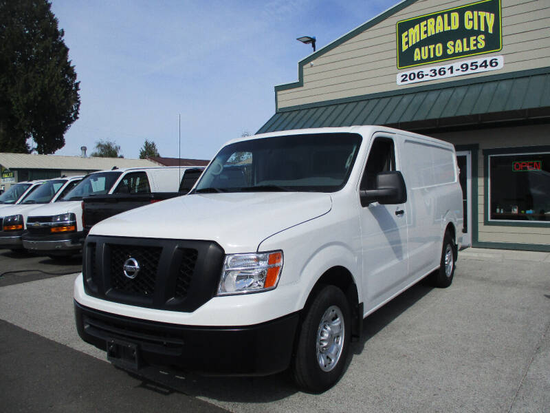 2019 Nissan NV Cargo for sale at Emerald City Auto Inc in Seattle WA