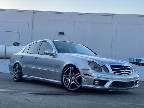 2008 Mercedes-Benz E-Class for sale at FALCON AUTO BROKERS LLC in Orlando FL