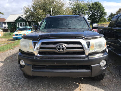 2009 Toyota Tacoma for sale at Worldwide Auto Sales in Fall River MA