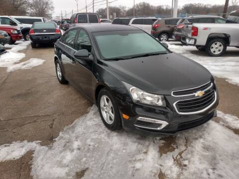 2016 Chevrolet Cruze Limited for sale at Jims Auto Sales in Muskegon MI