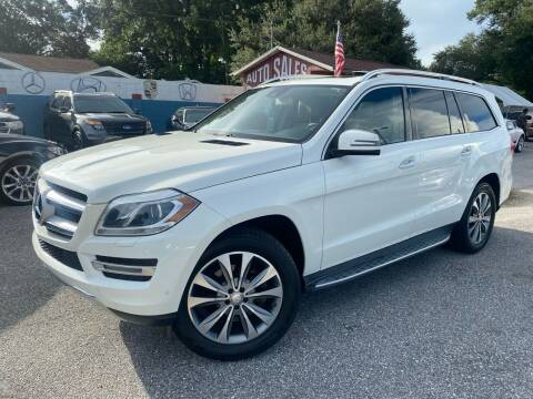 2015 Mercedes-Benz GL-Class for sale at CHECK AUTO, INC. in Tampa FL