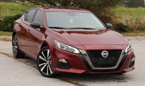 2020 Nissan Altima for sale at Big O Auto LLC in Omaha NE