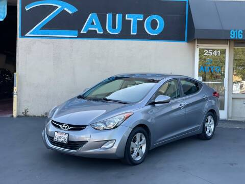 2013 Hyundai Elantra for sale at Z Auto in Sacramento CA