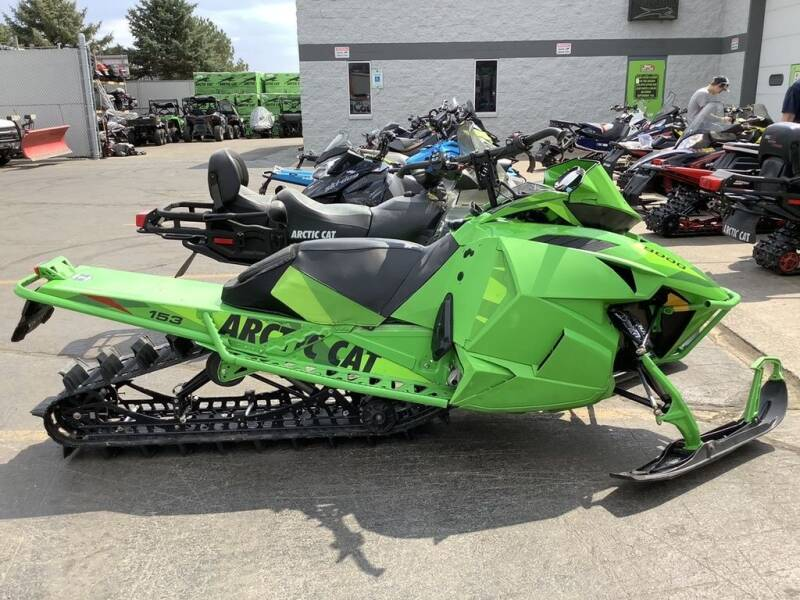 2016 Arctic Cat M 8000 Limited ES (153) for sale at Road Track and Trail in Big Bend WI