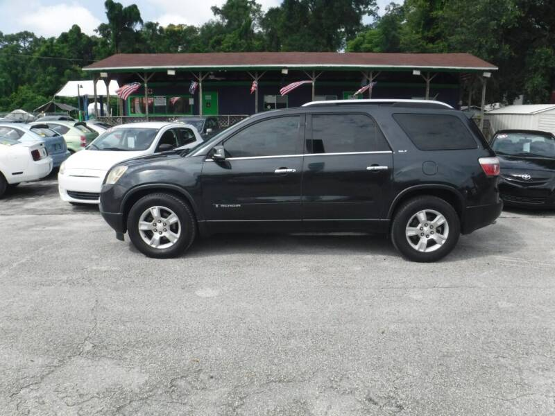 2007 GMC Acadia for sale at CARS CARS CARS INC in Apopka FL