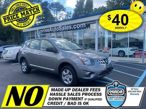 2014 Nissan Rogue Select for sale at AUTOFYND in Elmont NY