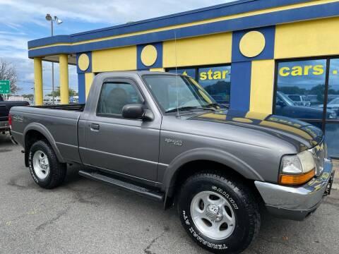 2000 Ford Ranger for sale at Star Cars Inc in Fredericksburg VA