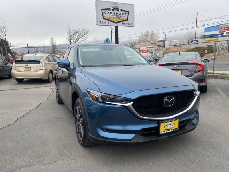 2018 Mazda CX-5 for sale at CarSmart Auto Group in Murray UT