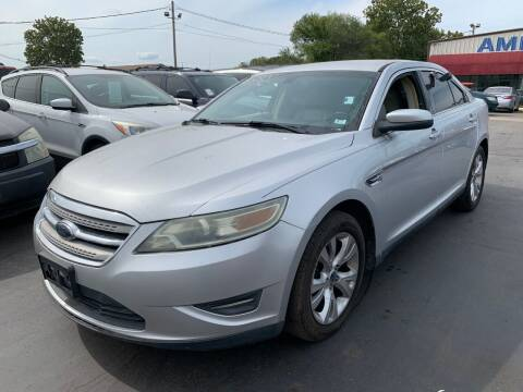 2010 Ford Taurus for sale at American Motors Inc. - Cahokia in Cahokia IL