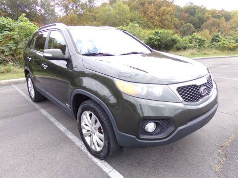 2011 Kia Sorento for sale at J & D Auto Sales in Dalton GA